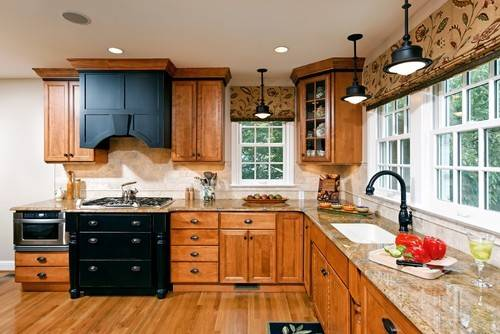Kitchen Without Painting Your Oak Cabinets