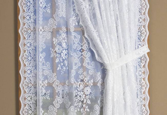 Lace Curtains Traditional Insulated Styles