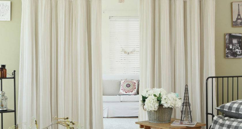 Lace Thermal Insulated Blackout Window Treatment Drapes
