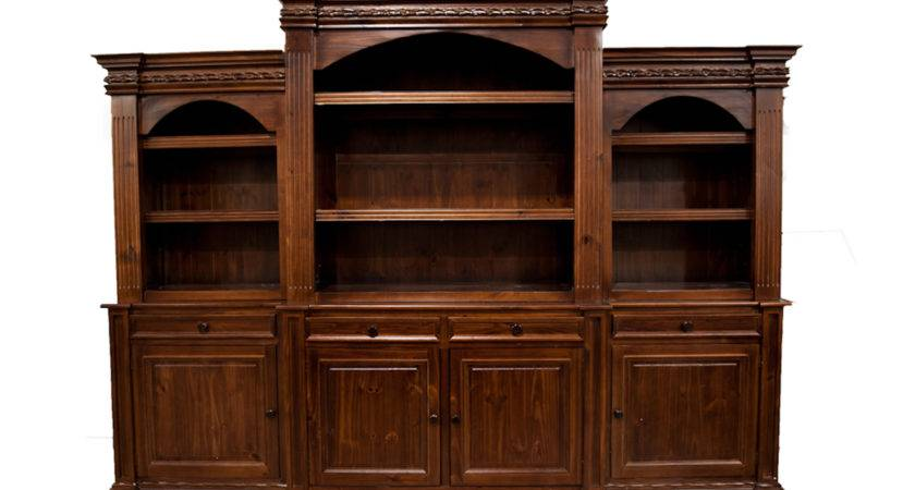 Lacey Large Rustic Entertainment Center Passport Furnishings