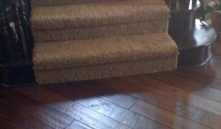 Laminate Flooring Carpet Stairs Transition
