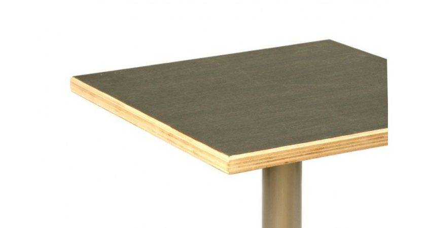 Laminated Tabletop Natural Plywood Edging Comfort