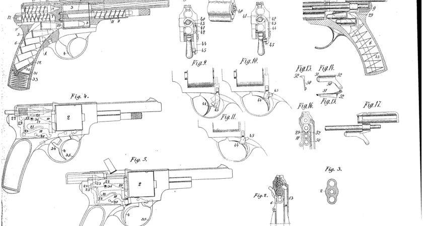 Landstad Patent Another Mystery Gun Forgotten Weapons