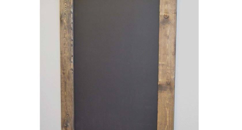 Large Rustic Chalkboard Sign Closing Gift
