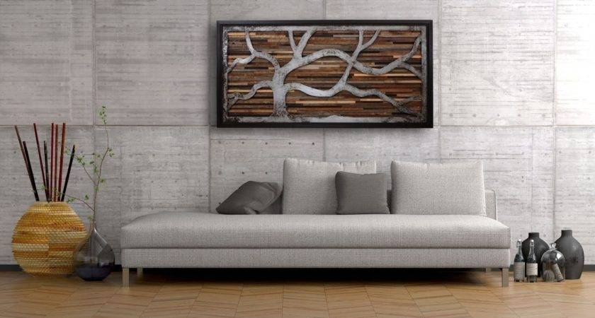 Large Wall Art Ideas Kienandsweet Furnitures