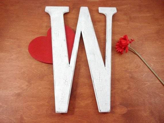 Large Wall Letters Hanging