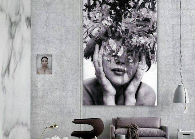Latest Cor Trend Large Scale Wall Art Ideas