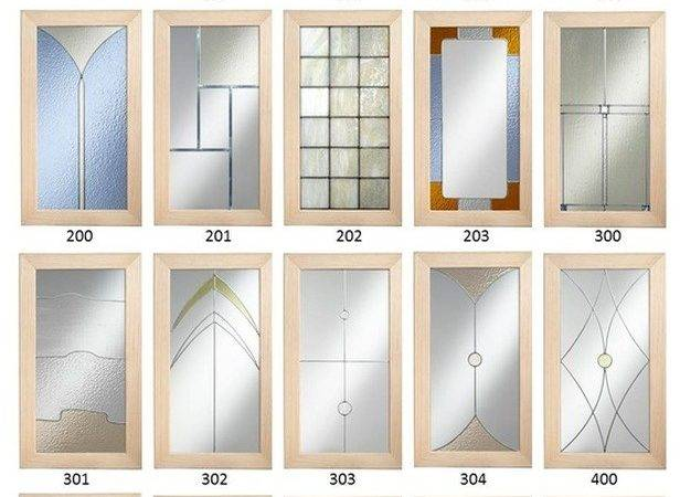 Leaded Glass Cabinet Doors Many Design Ideas Your