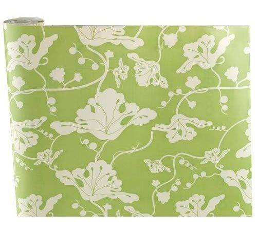 Leaf House Decorative Contact Paper