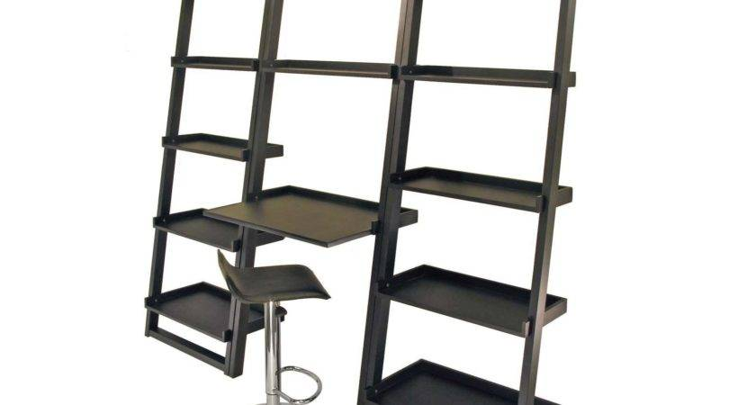 Leaning Wall Shelf Office Furniture