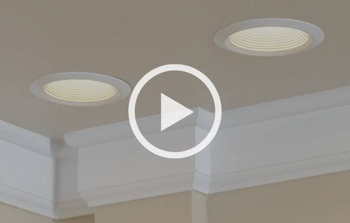 Learn Install Recessed Lighting Home Depot