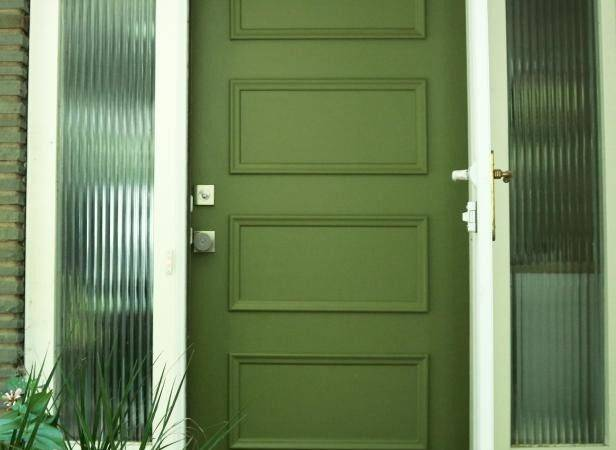 Learn Paint Your Front Door Tos Diy