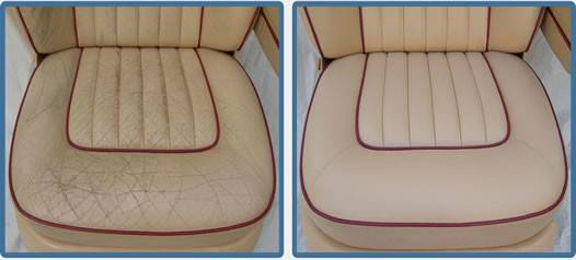 Leather Repair Restoration Cleaning Care
