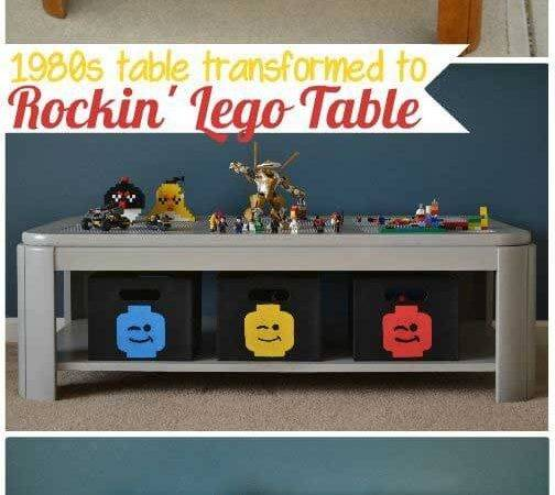 Lego Storage Ideas Ultimate Organisation Guide