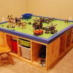 Lego Table Style