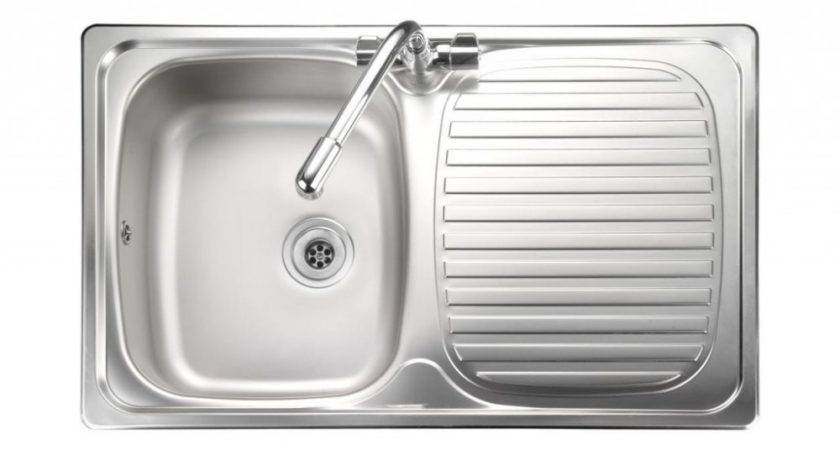 Leisure Sinks Linear Single Bowl Drainer