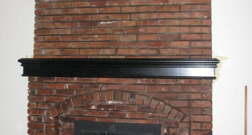 Let Bring Your Brick Fireplace Into Decade