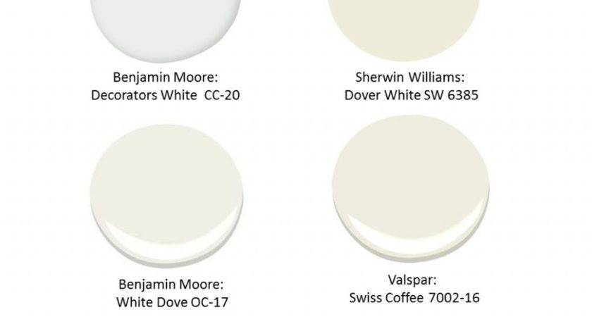 Let Talk Favorite White Paint Colors
