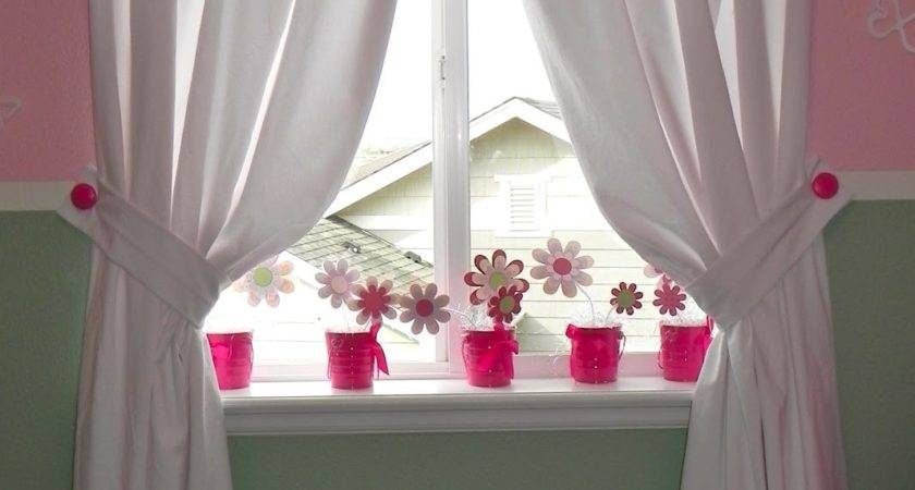 Life Unexpected Hang Curtain Without Rod