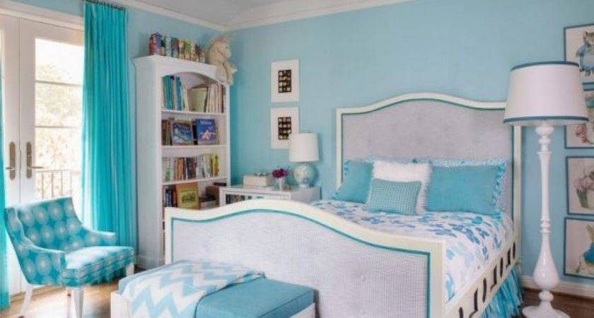 Light Blue Paint Bedroom Real Estate