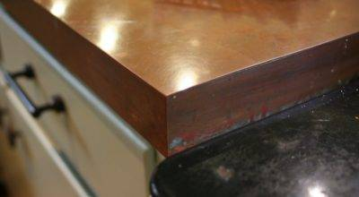 Lilliedale Diy Copper Countertops