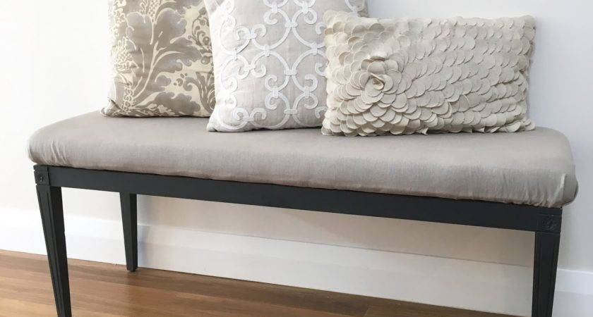 Lilyfield Life Upholstered Bench Seat Daughter