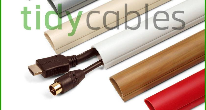 Line Cable Tidy Cover Wire Hide Trunking