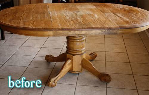 Lisa Pottery Barn Table Better After