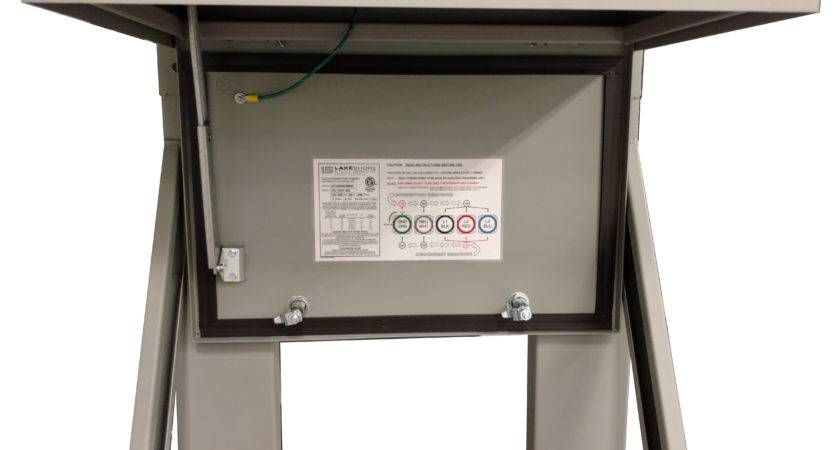 Load Bank Cabinets Portable Generator Quick Connect