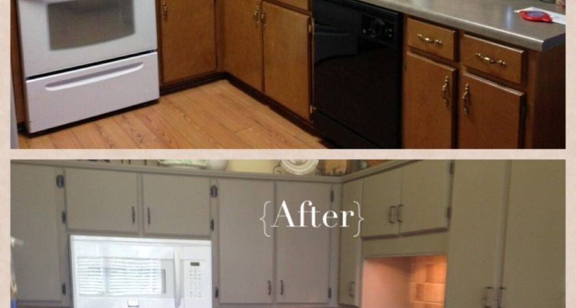 Lovely Kind Paint Kitchen Cabinets