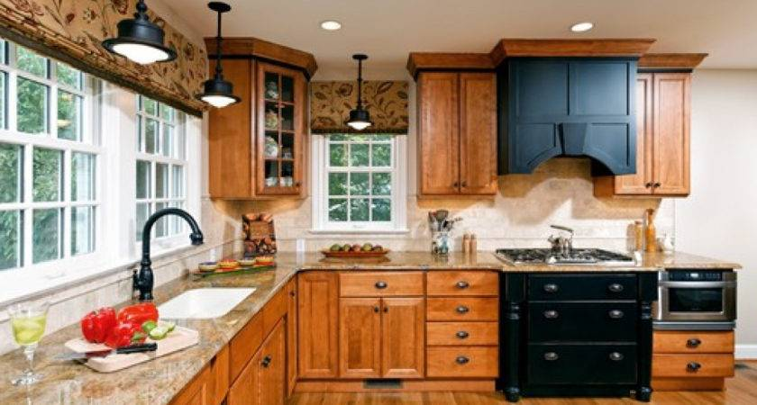 Lovely Updating Oak Kitchen Cabinets Without