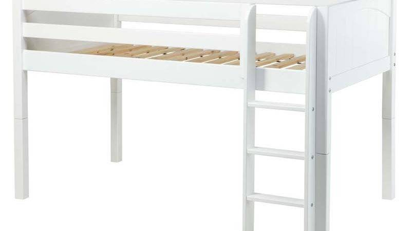 Low Rider Panel Loft Bed Rosenberryrooms