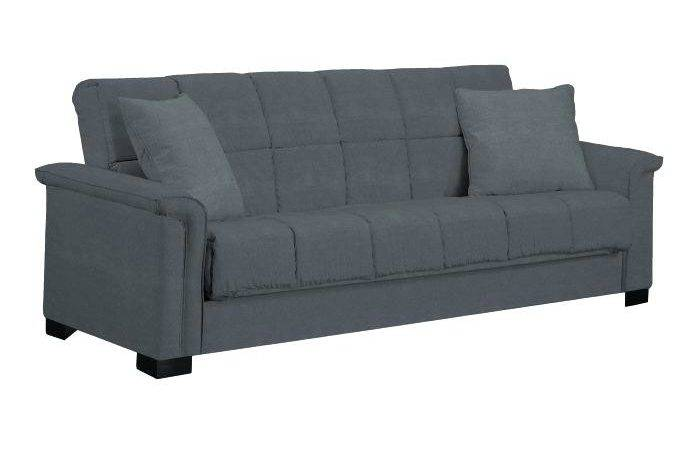 Macy Leather Sofa Bed Energywarden