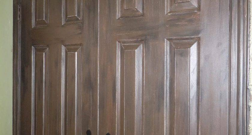 Made Love Faux Barnwood Pantry Doors