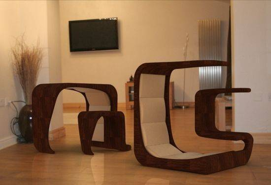 Magnificent Examples Creative Furniture Design