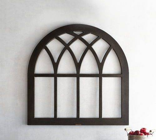 Magnolia Home Cathedral Window Frame Wall Decor Pier