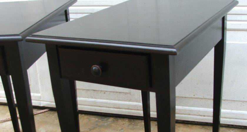 Make Attractive End Tables Youtube