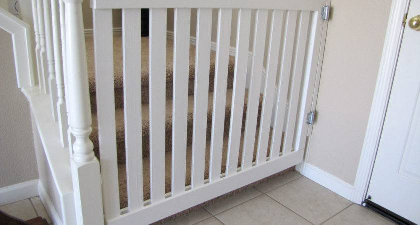 Make Baby Gate Old Wood Door Recipe