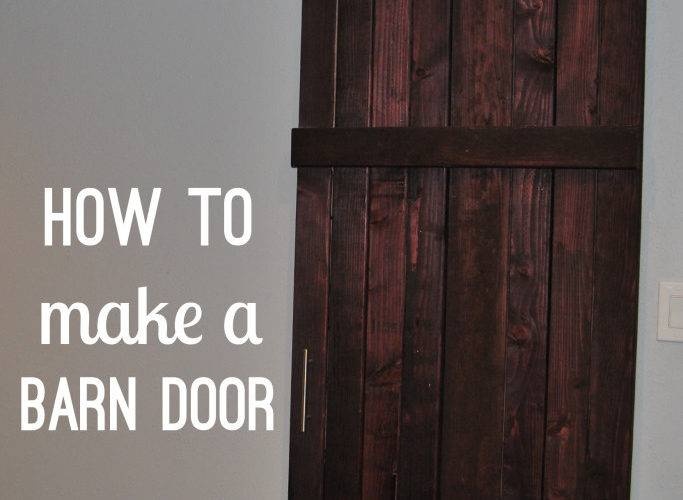 Make Barn Door Bexbernard