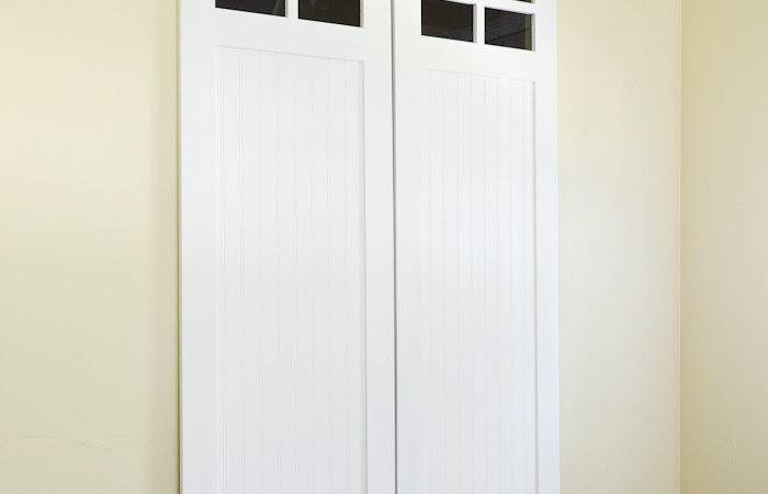 Make Barn Door Doors