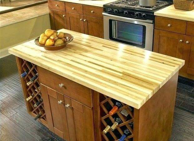 Make Butcher Block Countertops Spoonful Spit