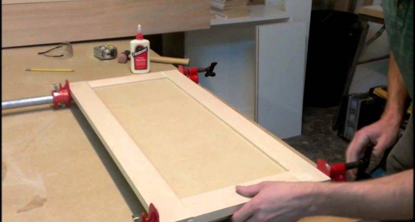 Make Kitchen Cabinet Doors Effectively Eva Furniture
