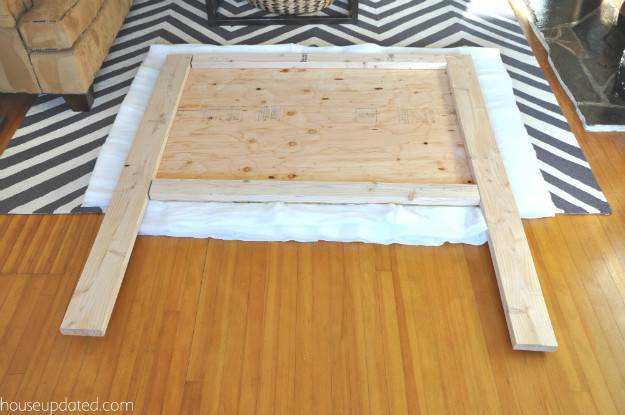 Make Nailhead Upholstered Headboard House