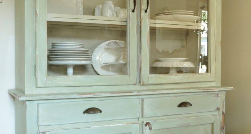 Make New Piece Furniture Look Old Paint