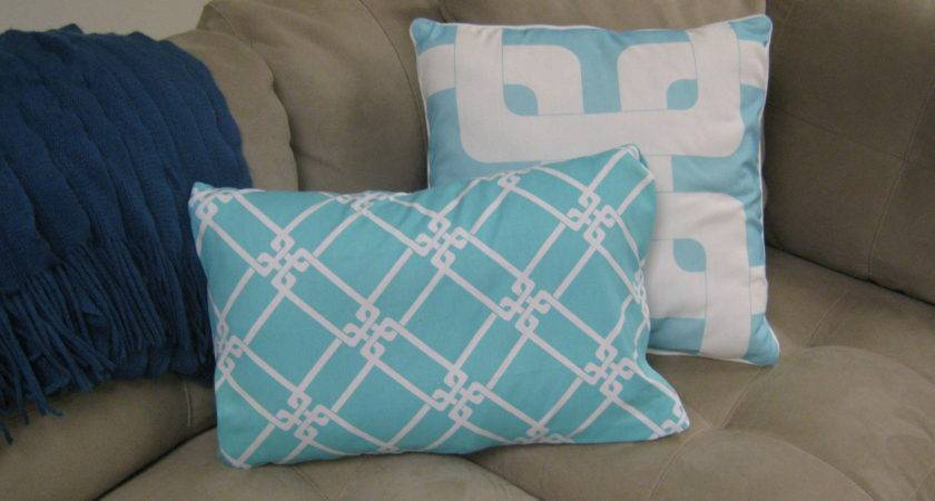 Make Sew Removable Pillow Covers Finding