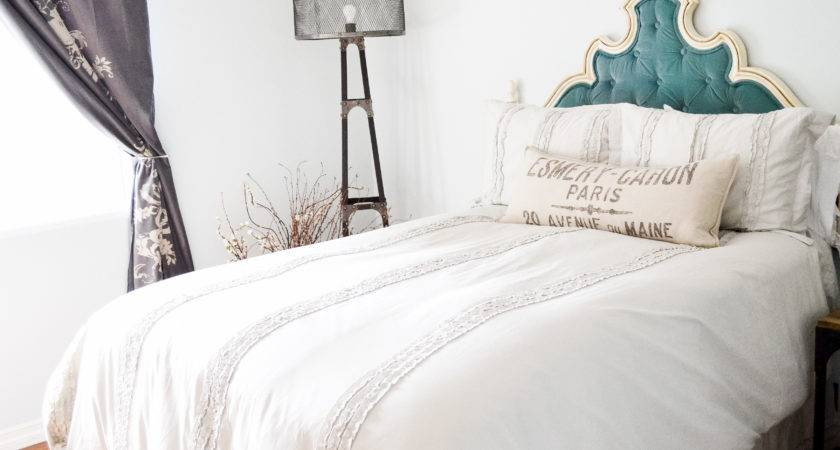 Make Tufted Headboard Casual Cottage