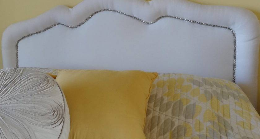 Make Upholstered Headboard White Diy