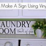 Make Vinyl Letters Letter World