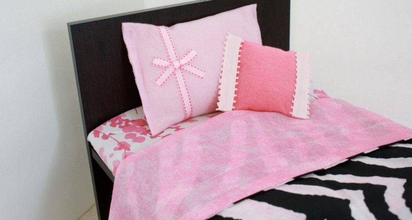 Make Wooden Inch Doll Bed