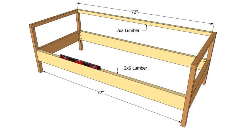 Make Wooden Sofa Frame Diy Made Out